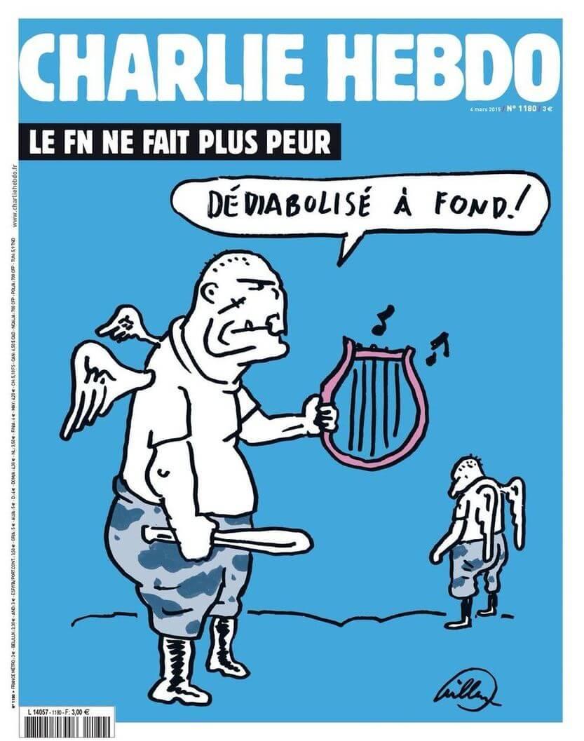 Charlie Hebdo n°1180 --- 4 mars 2015
