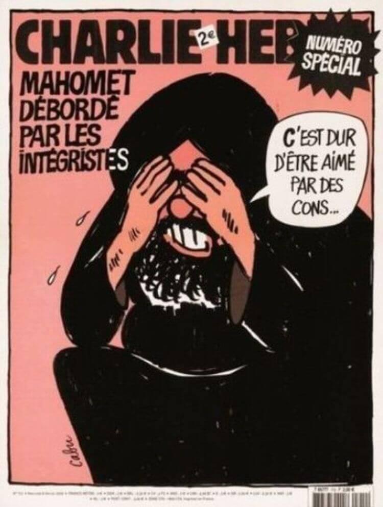 Charlie Hebdo - n°0712 - 8 février 2006
