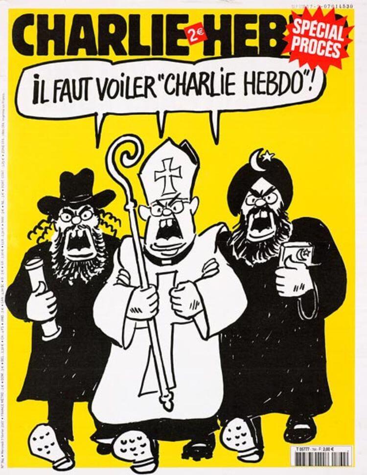 Charlie Hebdo - n°0764 - 7 février 2007