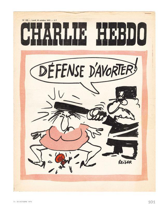 Charlie Hebdo n°000100 --- 16 octobre 1972