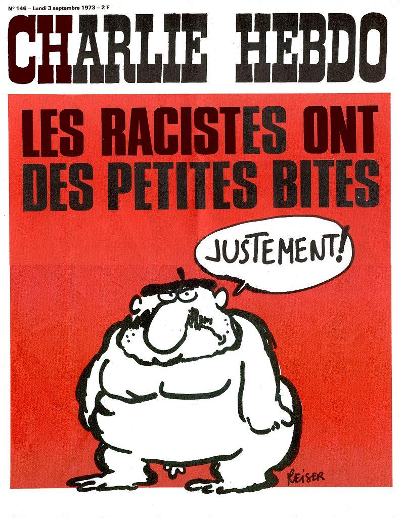 Charlie Hebdo - n°0146 - 3 septembre 1973