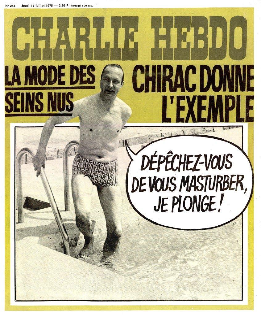 Charlie Hebdo - n°0244 - 17 juillet 1975