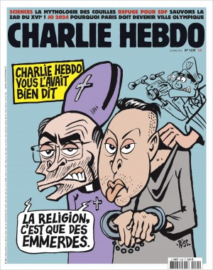 Charlie Hebdo n°1235 --- 23 mars 2016