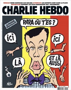 Charlie Hebdo n°1236 --- 30 mars 2016