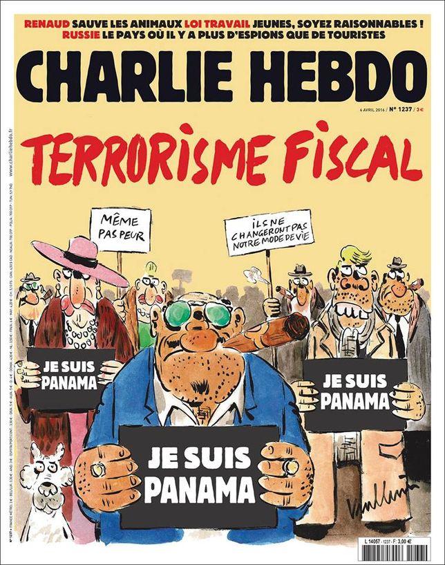 Charlie Hebdo n°1237 --- 6 avril 2016