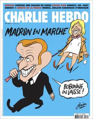 Charlie Hebdo n°1239 --- 20 avril 2016