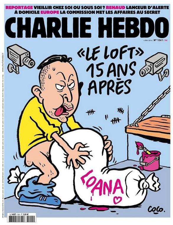 Charlie Hebdo n°1241 --- 3 mai 2016