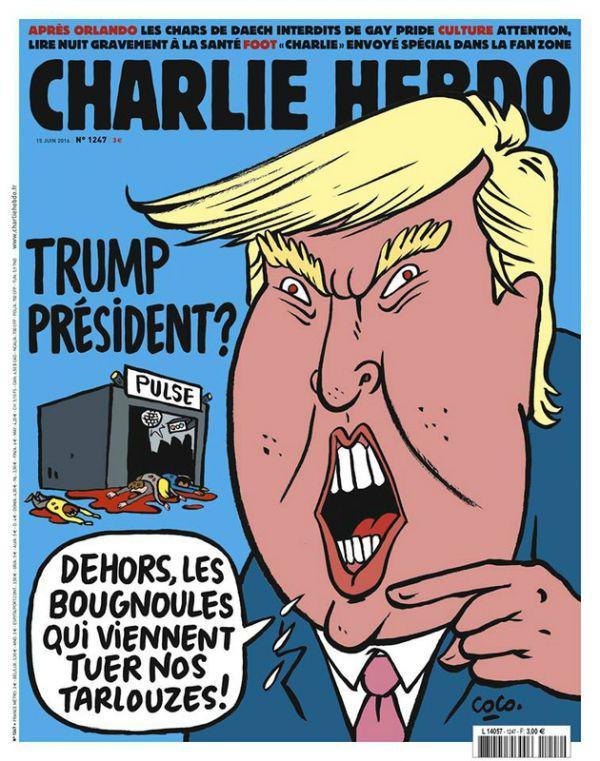 Charlie Hebdo n°1247 --- 14 juin 2016