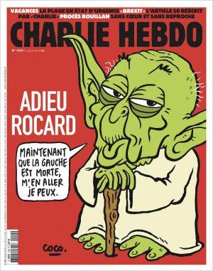 Charlie Hebdo n°1250 --- 6 juillet 2016