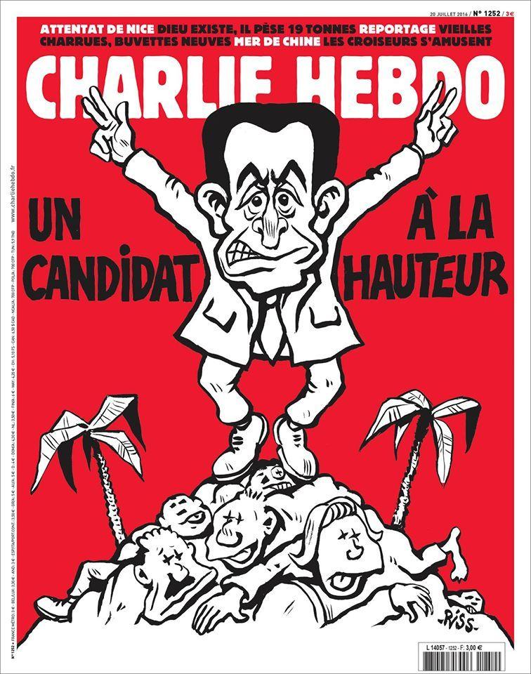 Charlie Hebdo n°1252 --- 20 juillet 2016