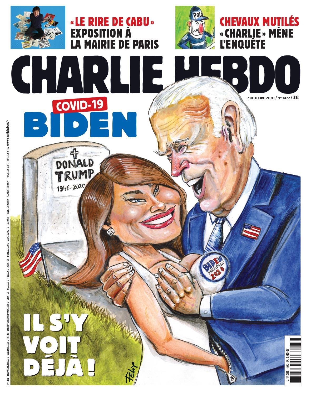 Charlie Hebdo n°1472--- 7 octobre 2020 --- FÉLIX