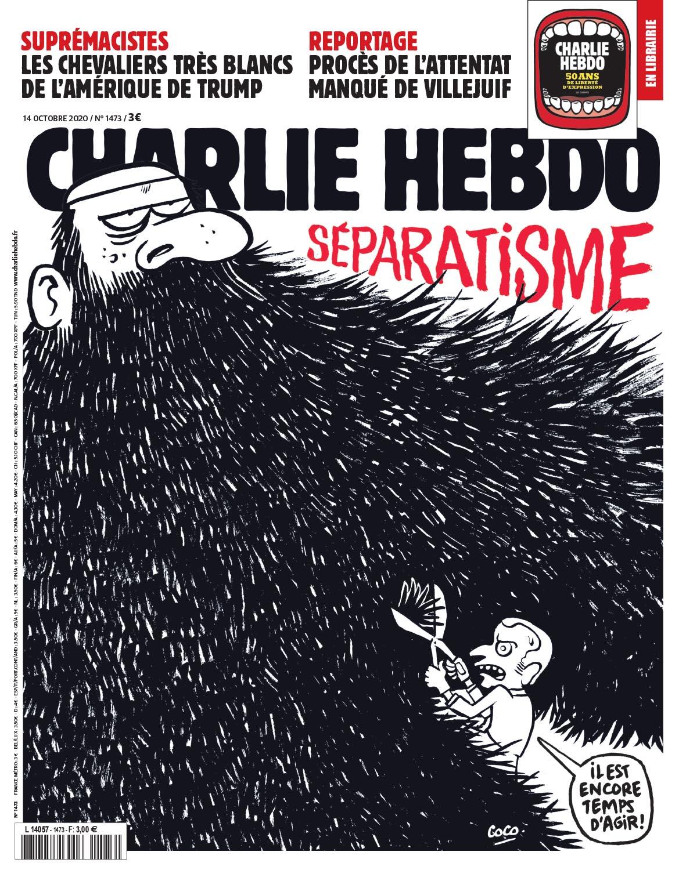 Charlie Hebdo n°1473 --- 14 octobre 2020 --- COCO