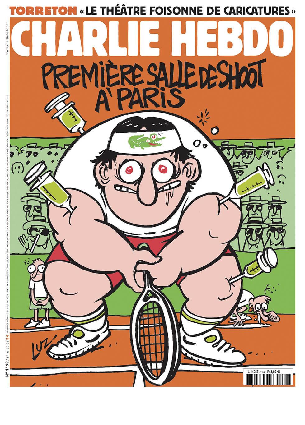 Charlie Hebdo - n°1192 - 27 mai 2015