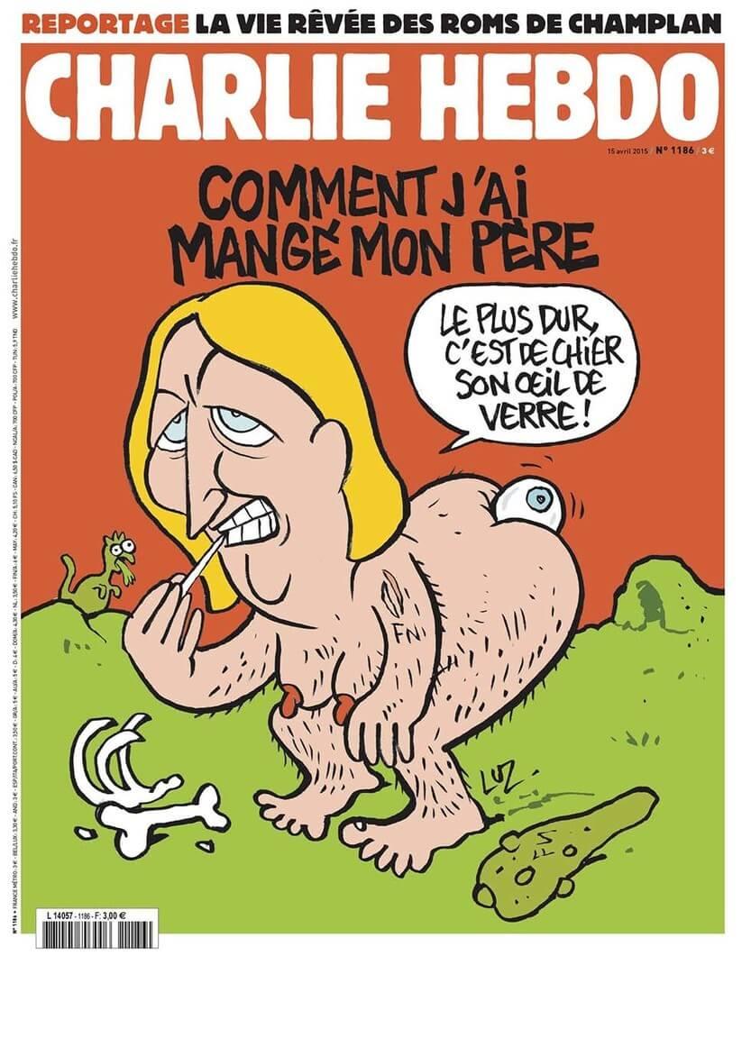 Charlie Hebdo - n°1186 - 15 avril 2015