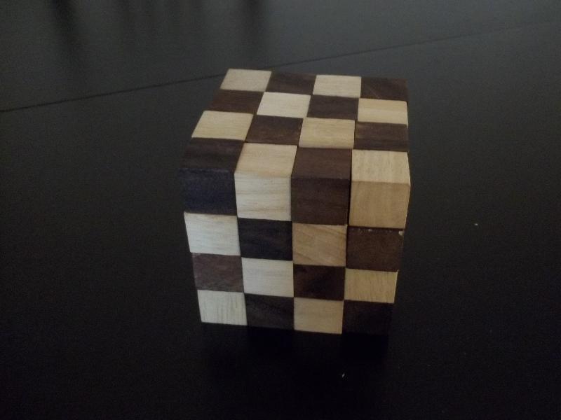 Le Snake Cube 4x4x4