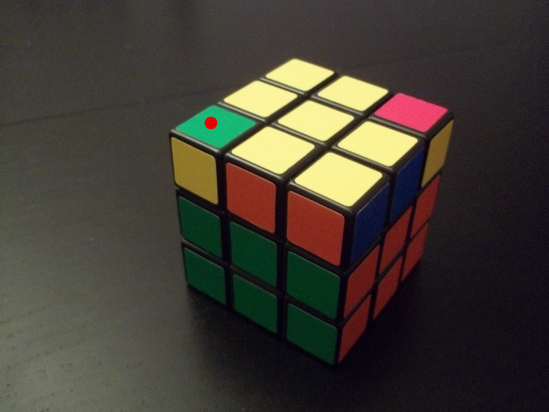 Rubik's Cube le dernier étage - Blog de Fabrice Arnaurd