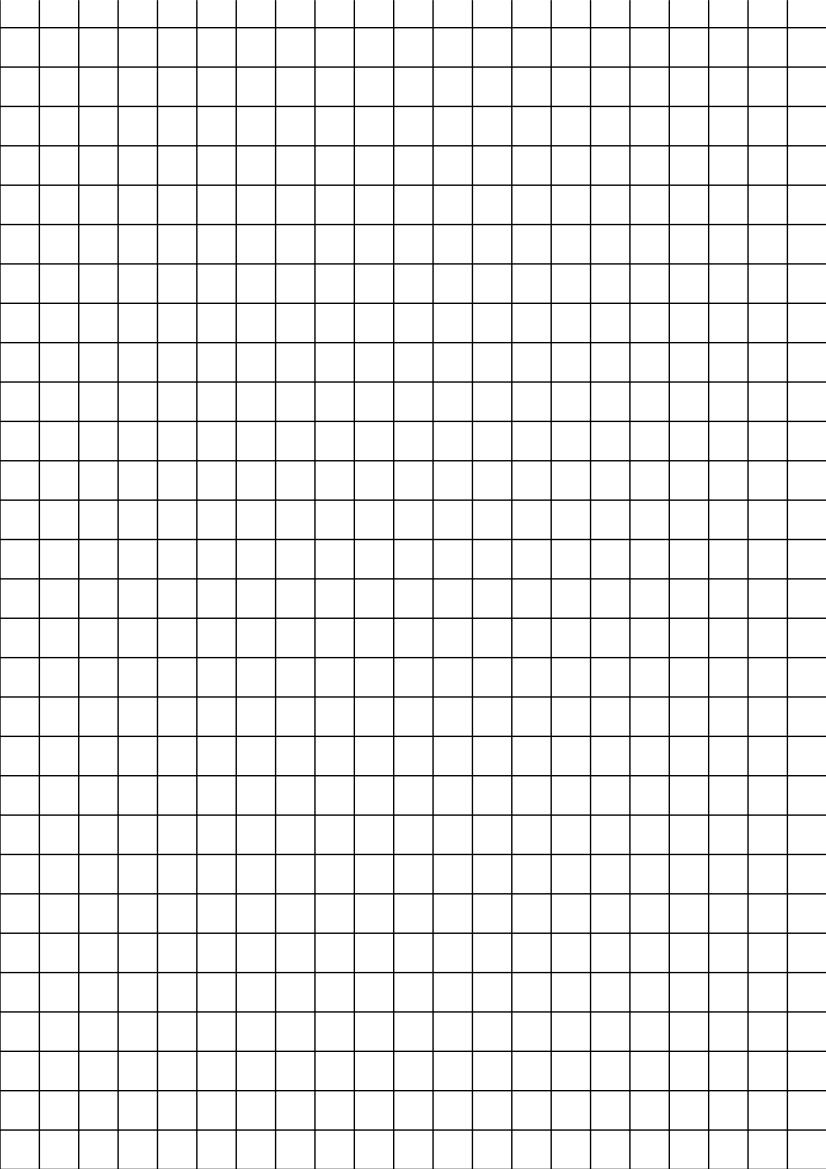 Papier quadrille