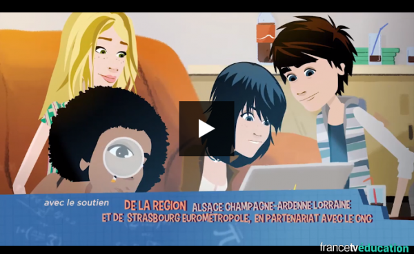 Épisode de Simplex France TV sur le théorème de Pythagore