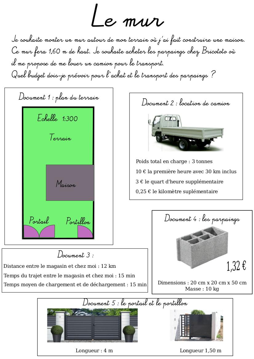 maths pythagore exercice