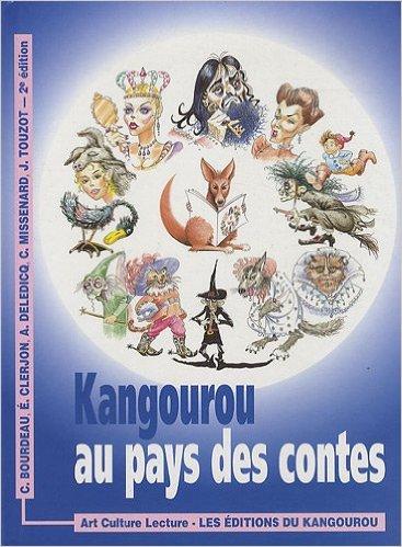Kangourou au pays des contes
