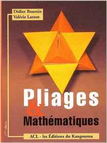 Pliages mathématiques