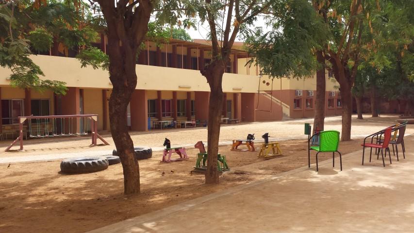 Lycée français au Burkina Faso