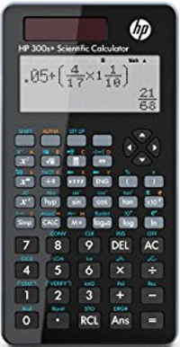 Calculatrice HP 300s+